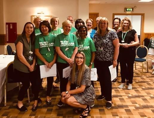 Bolton Macmillan Volunteers