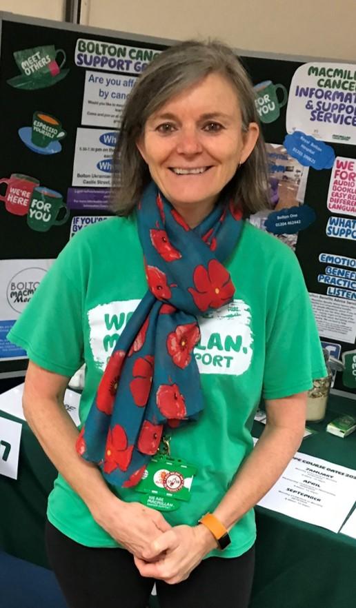 Helen Bolton Macmillan Support