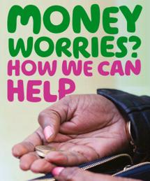 Money Worries Macmillan Support